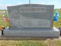 Ellen V Richardson