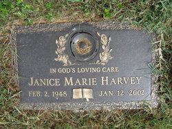 Janice Marie Harvey