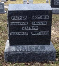 Anna M. <I>Struck</I> Kaiser