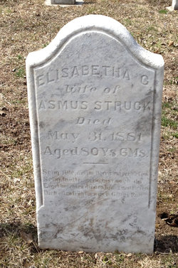 Elisabetha C. Struck