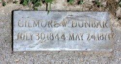 Gilmore William Dunbar