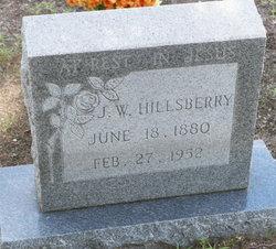 "James William ""Jim"" Hillsberry"