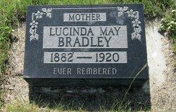 "Lucinda May ""May"" <I>Seely</I> Bradley"