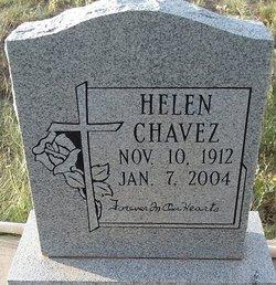Helen <I>Allen</I> Chavez