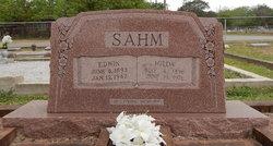 Hilda <I>Schaefer</I> Sahm