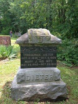 Mary Jane <I>Lint</I> Dieter