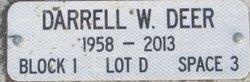 Darrell Wayne Deer