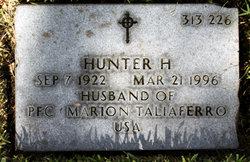 Hunter Halsey Taliaferro
