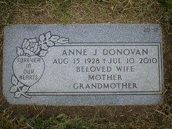 Anne Jane <I>Kajder</I> Donovan