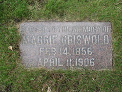 Maggie <I>Seay</I> Griswold