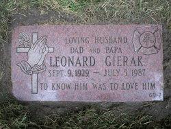 Leonard Gierak