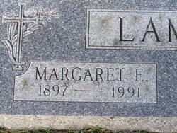 Margaret Elizabeth <I>King</I> Lamb