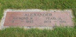Raymond Milton Alexander