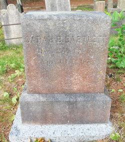 Sarah Bassett <I>Burgess</I> Bartlett