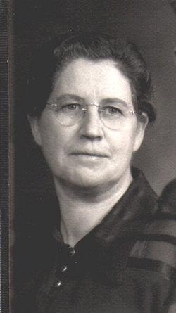 Edith Gertrude <I>Patience</I> Edgerton