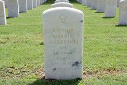 Arthur Mervin Anderson