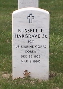 Sgt Russell L. Hargrave, Sr