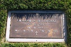 Edward A Billberry