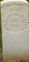 Sgt Herman Altstaetter