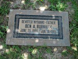 Ben Ashley Burnham Sr.
