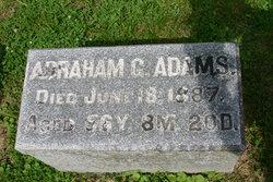 Abraham Gale Adams