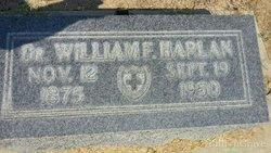 Dr William Francis Harlan