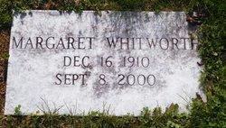 Margaret Odette Whitworth