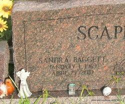 """Sandra """"Sandy"""" <I>Baggett</I> Scapellati"""