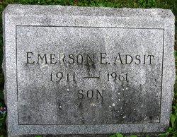 Emerson Edward Adsit