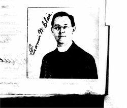 Rev Francis W. Clair