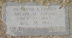 Archie Moore Jordan, Sr