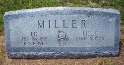 Lillie <I>Williamson</I> Miller