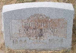 Rollie F Easterling