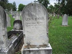 Lewis Bender