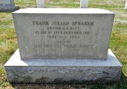 Harriet Chapman <I>Jones</I> Sprague