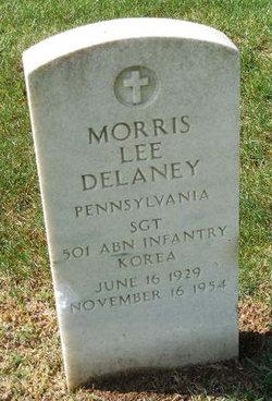 Morris Lee Delaney