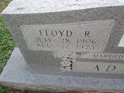 Floyd R Adams