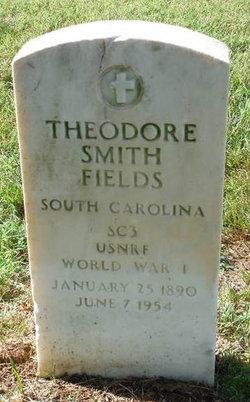 Theodore Smith Fields