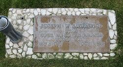 Joseph W Lawrence