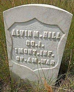 Alvin M Hill
