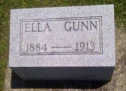 Ella <I>Farney</I> Gunn