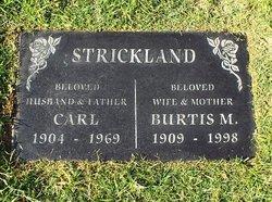 Carl Strickland