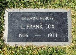 Lorenze Frank Cox
