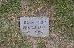 John Willis Ford Jr.