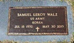 Samuel Leroy Walz