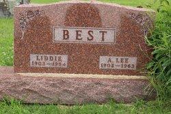 "Lydia ""Liddie"" <I>Bridgforth</I> Best"
