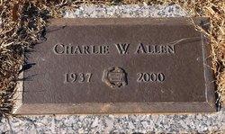 Charlie W Allen