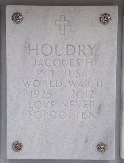 Jacques Hubert Houdry