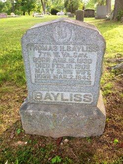 Thomas H Bayliss