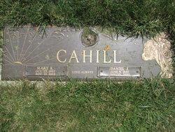 Mary Kathleen <I>Willard</I> Cahill